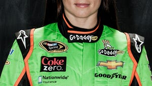 Danica Patrick Bows Out of Nationwide Race After Ignition Failure