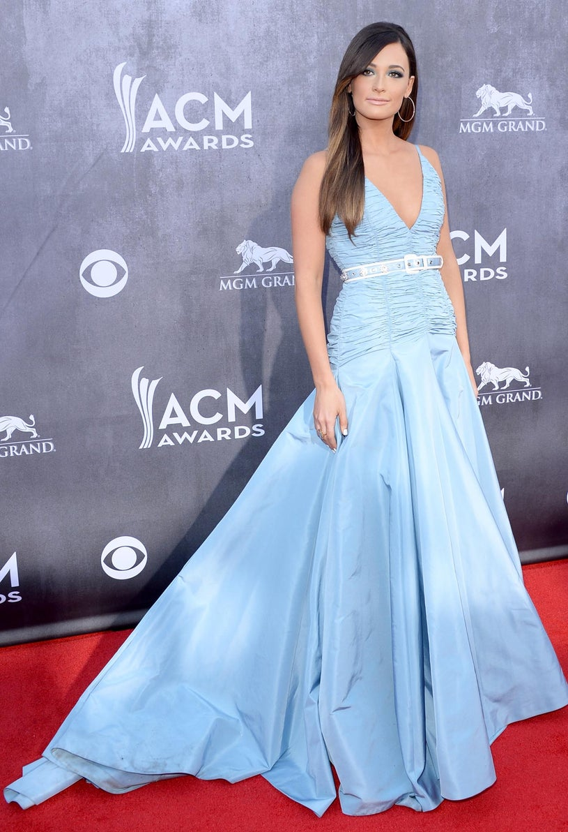 Kacey Musgraves - 49th Annual Academy of Country Music Awards in Las Vegas, Nevada, April 6, 2014