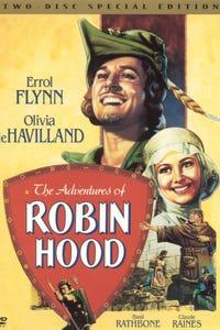 The Adventures of Robin Hood as Maid Marian