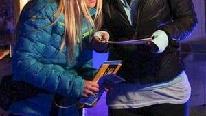 "Amazing Race's Caroline and Jennifer: Skydiving Task Was ""Really Frustrating"""