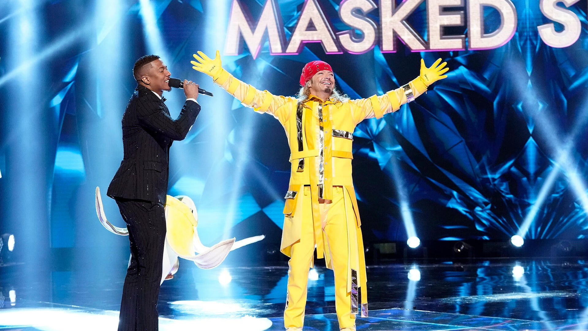 Nick Cannon, Bret Michaels, The Masked Singer