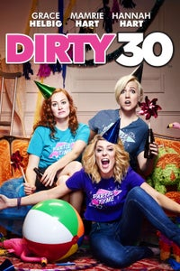 Dirty 30 as Kate Fields
