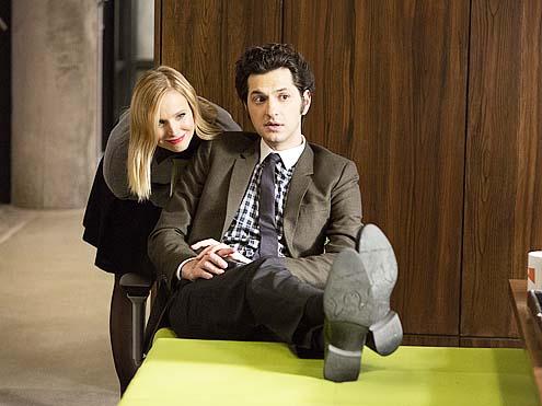 "House of Lies - Season 3 - ""Together"" - Kristen Bell and Ben Schwartz"