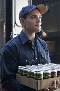 Casey Cott as Lucas Hale