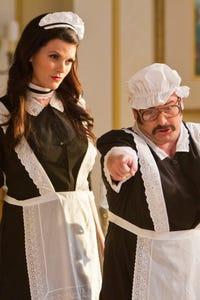 Kate Shindle as Vivienne Kensington