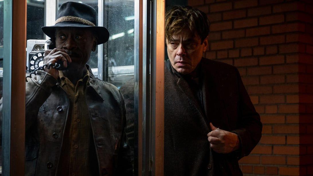 Don Cheadle and Benicio Del Toro, No Sudden Move