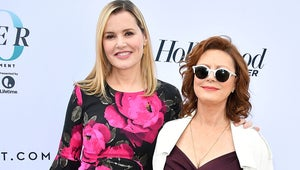 Susan Sarandon and Geena Davis Trolled the Golden Globes Best Actor Nominees