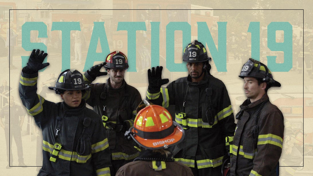 Station 19 for 100 Best Shows