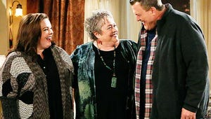 First Look: Kathy Bates Checks in to Mike & Molly