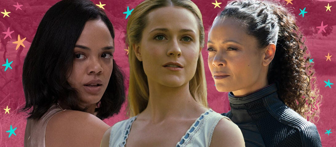 Westworld for 100 Best Shows