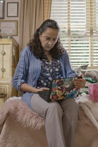 Alma Delfina as Adriana Hernandez