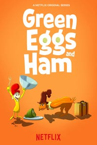 Green Eggs and Ham as MICHELLEE