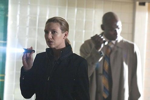 """Fringe - Season 3 - """"Marionette"""" - Anna Torv and Lance Reddick"""