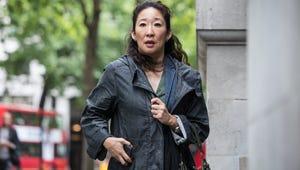 Sandra Oh Makes History with Killing Eve Emmy Nomination