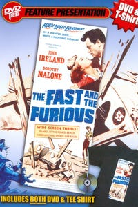 The Fast and the Furious as Connie Adair