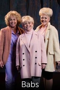 Babs as Joan Littlewood