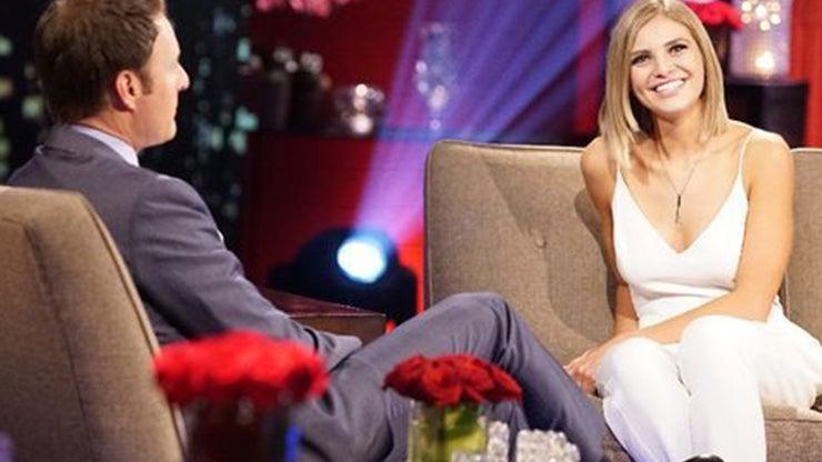 Chris Harrison and Olivia, The Bachelor