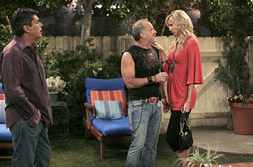 """George Lopez - """"George's House Has Two Empty Wombs"""" - George Lopez, Emiliano Diez, Stacy Keibler"""