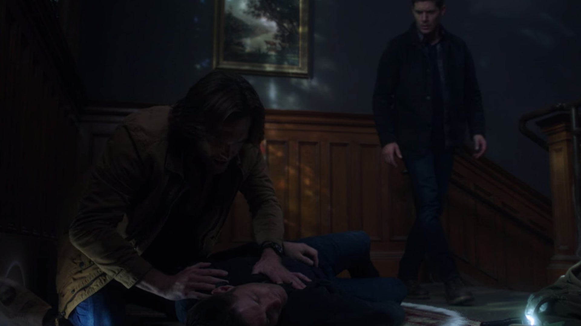 Jensen Ackles and Jared Padalecki, Supernatural