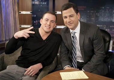 Jimmy Kimmel Live - Channing Tatum, Jimmy Kimmel