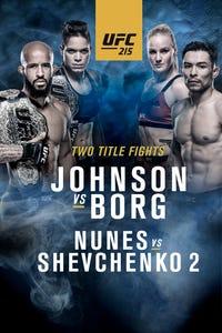 UFC 215 Weigh-In