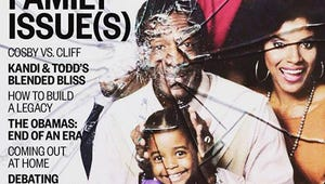 Check Out Ebony's Controversial Cosby Show Cover