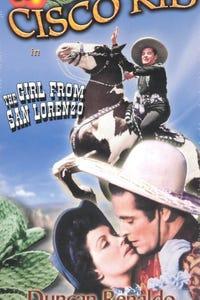 The Girl from San Lorenzo as Pancho