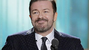 Ricky Gervais Doesn't Think He Went Too Far at Golden Globes