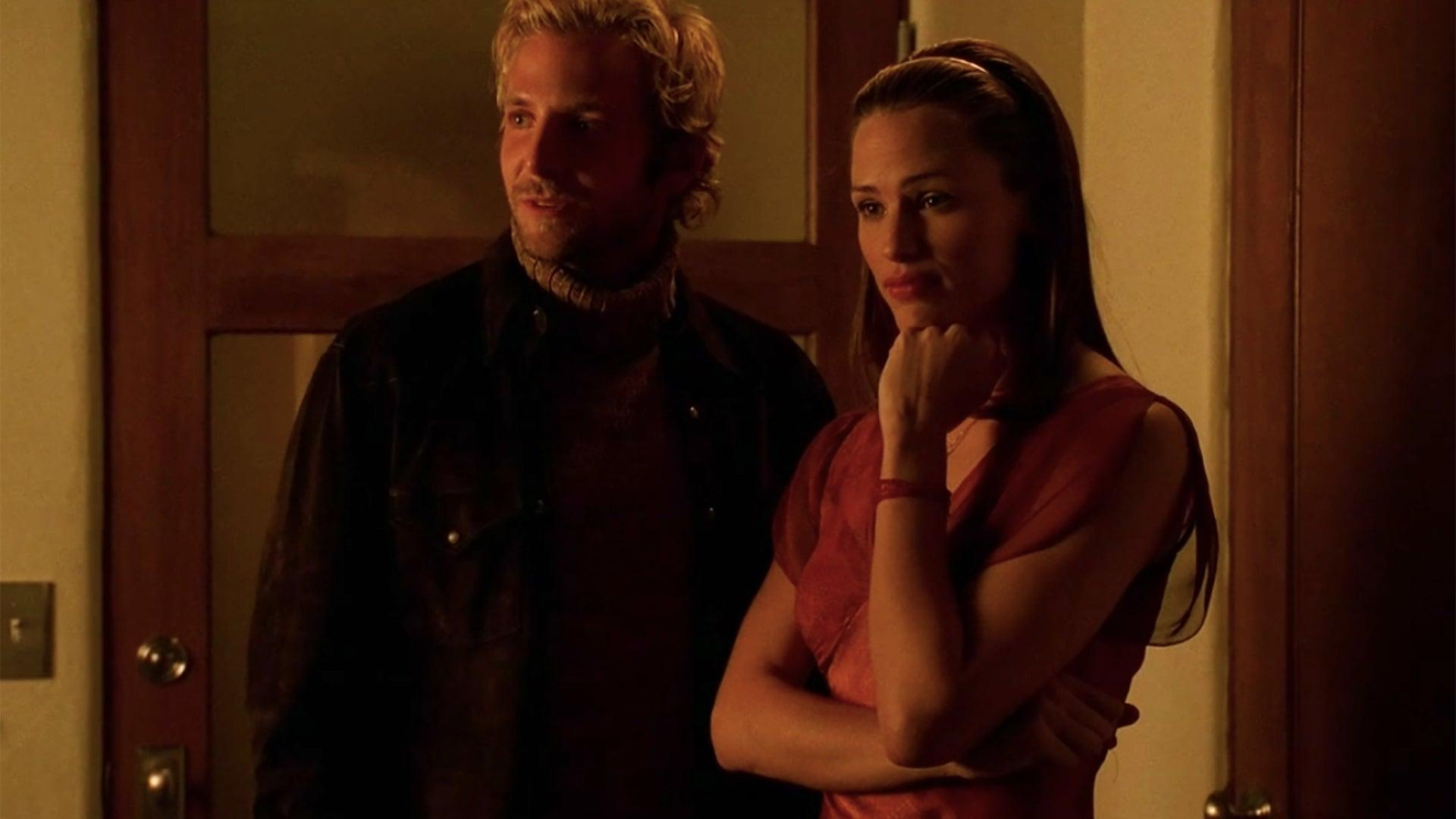 Bradley Cooper and Jennifer Garner, Alias