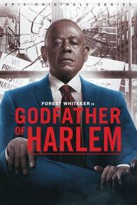 Godfather of Harlem as Adam Clayton Powell Jr.