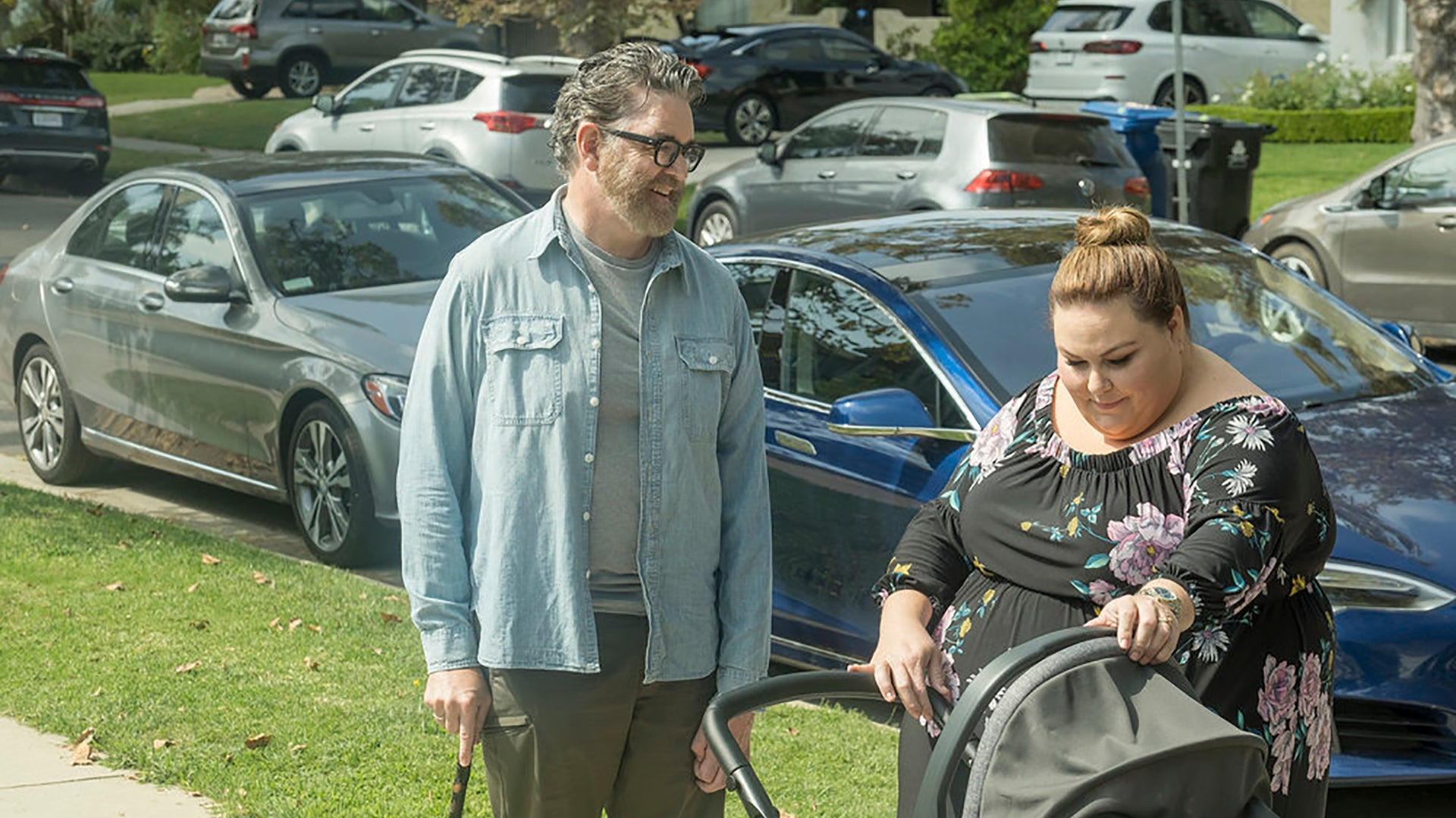 Timothy Omundson, Chrissy Metz, This Is Us