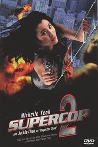 Supercop 2 as Jessica Yang