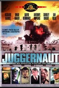 Juggernaut as Superintendent John McCleod