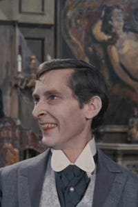 Kenneth Williams as Peter Wishart