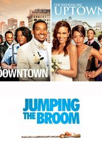 Jumping the Broom as Sabrina Watson