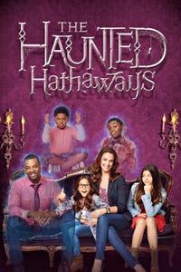 The Haunted Hathaways as Louie Preston