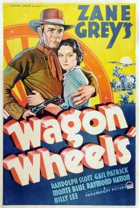 Wagon Wheels as Bill O'Meary