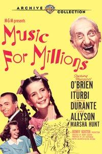 Music for Millions as Bit Part