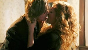 First Look: A Surprising Once Upon a Time Kiss