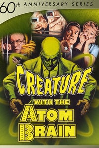 Creature With the Atom Brain as Mayor Bremer