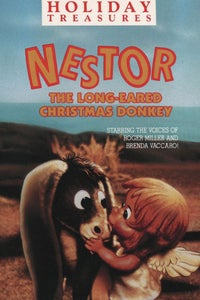 Nestor the Long-Eared Christmas Donkey