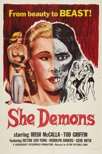 She Demons as Sammy Ching