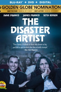 The Disaster Artist as Himself