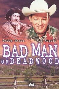 Bad Man of Deadwood as townsman