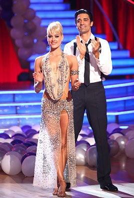 Dancing With The Stars: All-Stars - Peta Murgatroyd and Gilles Marini
