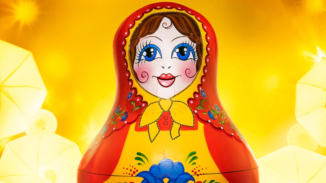 Russian Doll, The Masked Singer