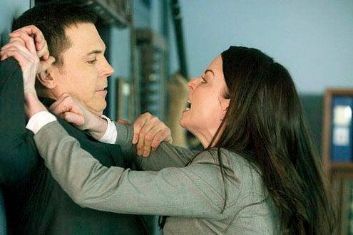 "Contimuum - Season 2 - ""Second Thoughts"" - Nicholas Lea and Rachel Nichols"