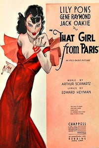 That Girl from Paris as Windy McLean
