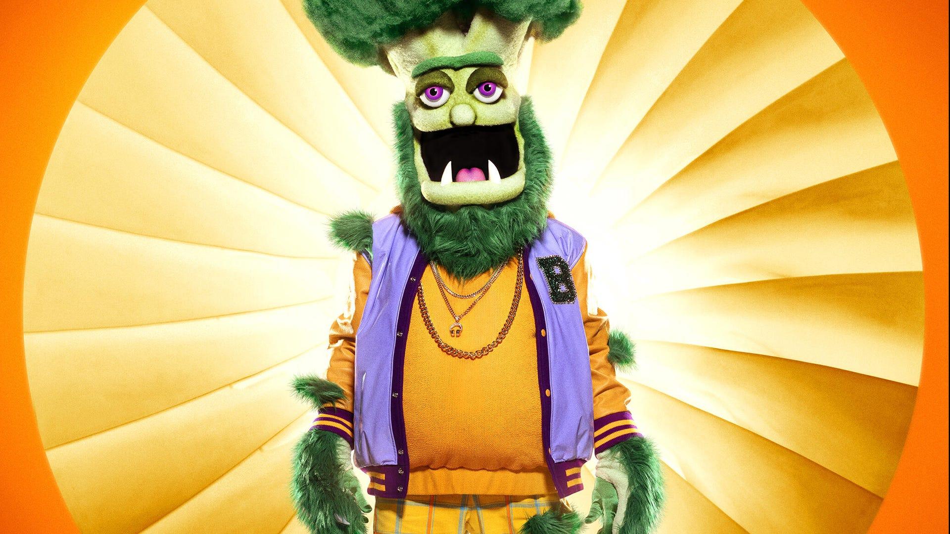 Broccoli, Masked Singer