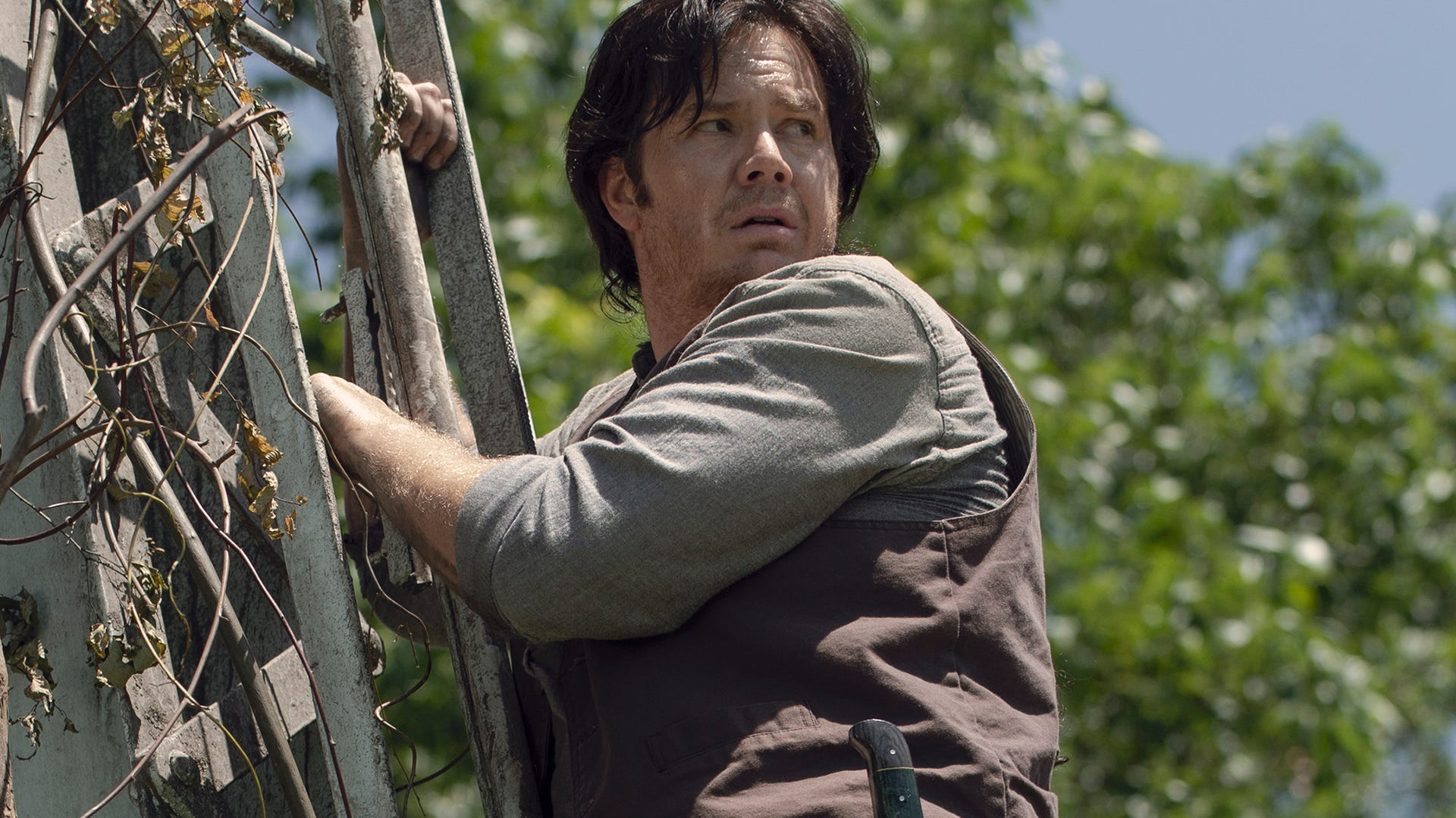 Josh McDermitt, The Walking Dead